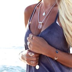 indie and harper — Gorgeous jewelry and very reasonably priced!
