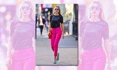 Pretty in pink! Las 5 reglas para usar rosa