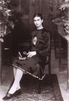 vjeranski:    Frida 1926