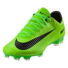 a0c01fdcb Nike Mercurial Vapor XI FG Soccer Cleat (Electric Green Black Ghost Green