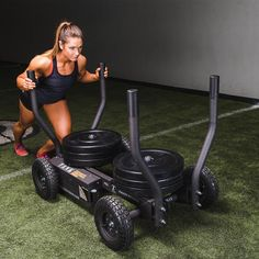 The first All Surface Sled, TANK, can train on any surface and with any level of athlete. Take training to the next level with variable magnetic resistance. Dojo, Sled Workout, Push Pull Workout, Crossfit, Strength Training Workouts, Garage Gym, Feeling Sick, At Home Gym, No Equipment Workout
