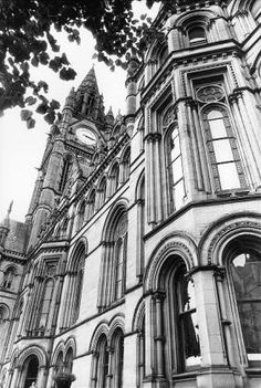 The night I met my future husband, we sat outside Manchester Town Hall talking til 4am. 13 years later we got married there.