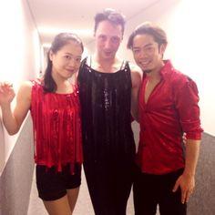 Akiko Suzuki,Johnny Weir,Daisuke Takahashi #FOI #FigureSkate {C5B63394-03B8-4E8D-A459-3CF918DF21BA:01}