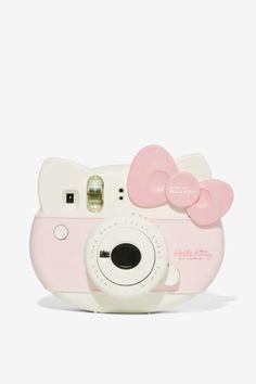Factory Fujifilm Instax Mini Hello Kitty Camera - keep.com