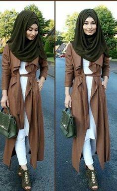 Modest Fashion Hijab, Pakistani Fashion Casual, Hijab Chic, Modest Outfits, Hajib Fashion, Frock Fashion, Fashion Outfits, Islamic Fashion, Muslim Fashion