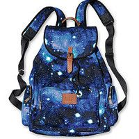 Galaxy Backpack; PINK by Victoria's Secret
