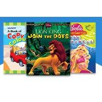Firstcry Rs 1 Sale Offer : FirstCry Colouring Books, Johnson
