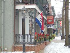 Lambertville NJ quaint little town is alive!