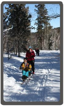 Black Hills Ski for Light is a great experience for everyone involved! To learn more, visit http://bhsfl.org/