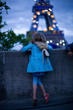 Paris through the eyes of a child.
