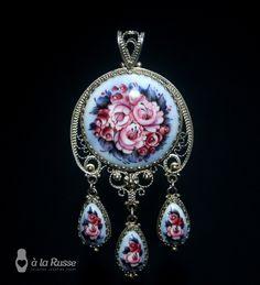 beautifull russian finift (special russian enamel)