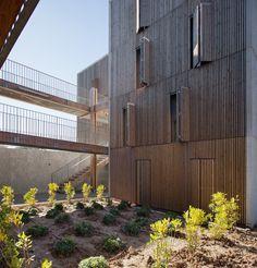 Gallery - Social Housing + Shops in Mouans Sartoux / COMTE et VOLLENWEIDER Architectes - 8