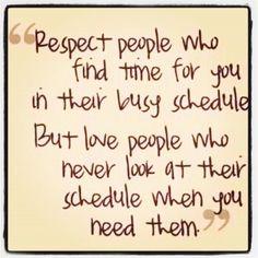 Respect & Love ♥