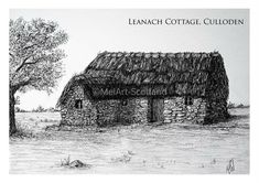 Categories:ArtisansArtisan of the monthImage:The internet is an incredible place. I first saw Melanie Whitson's art on facebook, in a Scotland group. Her clean, beautiful drawings truly capture the essence of place. My favorites? While they are all so evocative, her Leanach Cottage at Culloden has grasped my heart. I feel the wind blowing across the battlefield, smell the smoke and humanity, and remember moments of history, both large and small. Leanach Cottage, Culloden Let's not f Beautiful Drawings, Spotlight, Scotland, Cottage, The Incredibles, In This Moment, History, House Styles, Artist