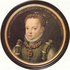 Infantin Margarita Gonzaga - 1571 by petrus.agricola, via Flickr
