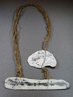 Satomi Kawai, Connection and Division Necklace, 2010 - http://www.satomikawai.com/