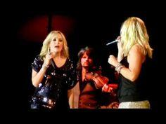 Carrie Underwood and Miranda Lambert - Before He Cheats/Gunpowder & Lead Duet