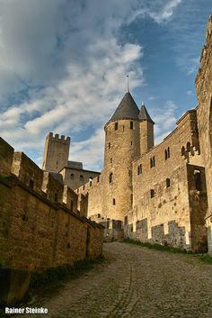 Rendezvous mit dem Mittelalter - Carcassonne Frankreich