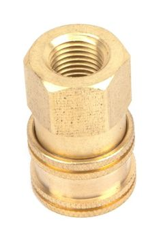 Forney 75127 Pressure Washer Accessories, Quick Coupler Female Socket, 1/4-Inch Female NPT, 5,500 PSI Forney http://smile.amazon.com/dp/B003X5TDOI/ref=cm_sw_r_pi_dp_-XkVtb09N78AQGRG