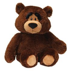 "Gund Fun Thanksgiving Grizz Bear 17"" Plush"