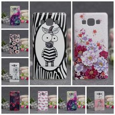 3D Painting Silicone Soft Case For Samsung Galaxy A5 2015 A500 A500F A500H Regular price $10.99