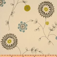 Amazon.com: 54'' Wide Premier Prints Emma Summerland/Natural Fabric By The Yard: Arts, Crafts & Sewing