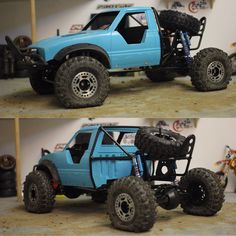 Pick Up 4x4, Model Truck Kits, Rc Rock Crawler, Rc Cars And Trucks, Trophy Truck, Toyota Trucks, Radios, Custom Cars, Cars Motorcycles