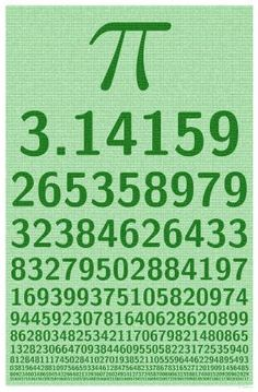 pi | Pi day | Narcissique and co...