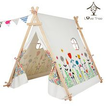 Cheap toy tents Buy Quality kids tent directly from China play teepee Suppliers Love Tree Children Square Teepee Kids Play Teepee Kids tent play house toy ...  sc 1 st  Pinterest & vivian (vivian2561) on Pinterest