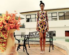 FAB Lookbook: Nigerian Brand Weiz Dhurm Franklyn's Collection For Vlisco