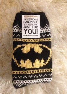 Knitted Hats, Just For You, Batman, Socks, Knitting, Handmade, Diy, Patterns, Tricot