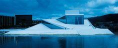 Oslo Opera House / Snøhetta 2008