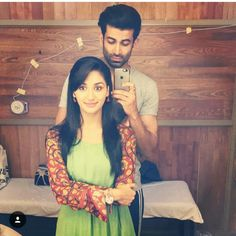 ek dujey ke vaaste ♥ Namik Paul, Nikita Dutta, Indian Drama, Couples In Love, Bollywood Celebrities, Daydream, Real Life, Beautiful People, Crushes