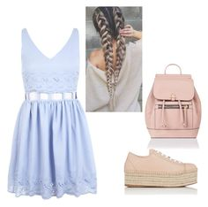 """""""Untitled #52"""" by jettestarke on Polyvore featuring Miu Miu, Miss Selfridge and Accessorize"""