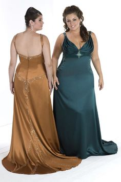 f2e3e0557a5 50 Stylish and Gorgeous Plus Size Outfits Ideas Formal or Casual Style -  EveFashion. Sharron Weichold · Plus Size Evening Dresses