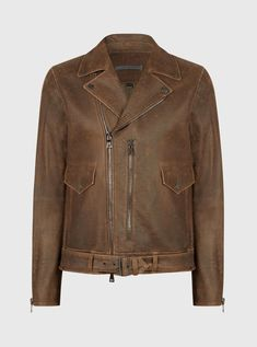 Leather jacket legendary BELTED BIKER JACKET John Varvatos, Biker, Leather Jacket, Jackets, Fashion, Studded Leather Jacket, Down Jackets, Moda, Leather Jackets