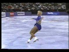 Nicole Bobek - 1995 U.S. Figure Skating Championships, Ladies' Long Program