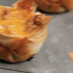 Life is all better now. | These Crunchy Taco Cups Are Just Absolutely The Cutest Things Ever
