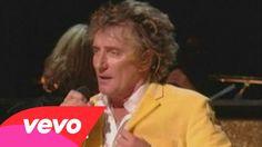 Rod Stewart - What A Wonderful World
