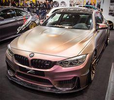 BMW M4 von Z Performance, Essen Motor Show 2015