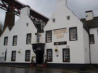 Hawes Inn at South Queensferry