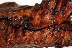 EVERYDAY SISTERS: Honey Teriyaki Skirt Steak