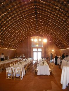 Barn Wedding Venue in Pittsburgh <3