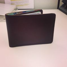 Loving my new wallet#popovleather