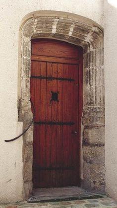 Porte de l'hôtel-Dieu Saint-Jacques, Melun