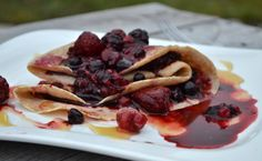 Russian Recipes, Pancakes, French Toast, Tacos, Mexican, Breakfast, Ethnic Recipes, Food, Polish