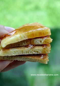 Mkhanfar, Pancakes Berbères (en vidéo) Beignets, Pancakes And Waffles, Crepes, Sandwiches, Health, Sweet, Pains, Happiness, Food
