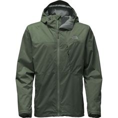 A good layering system is crucial for comfortable and enjoyable days in the outdoors, and The North Face Men's Arrowood Triclimate 3-in-1 Jacket gives you plenty of options. A textured, waterproof DryVent shell protects you from wind, rain, and snow, while the removable 200-weight hardface fleece inner provides warmth from frigid temps.  If the skies clear, the inner fleece jacket can be worn as a standalone piece to ward off the chill, or if you just need shelter from a warm-weather…