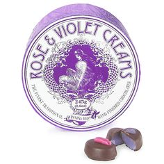 Rose & Violet Creams from Lakeland (UK)