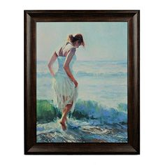 Gathering Thoughts Framed Art Print